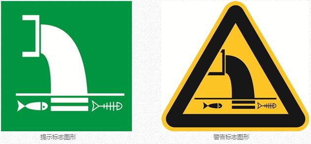废气排放口的标准图形