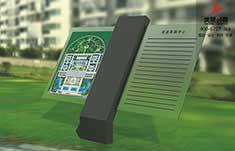 株洲攸县发展中心导视系统规划