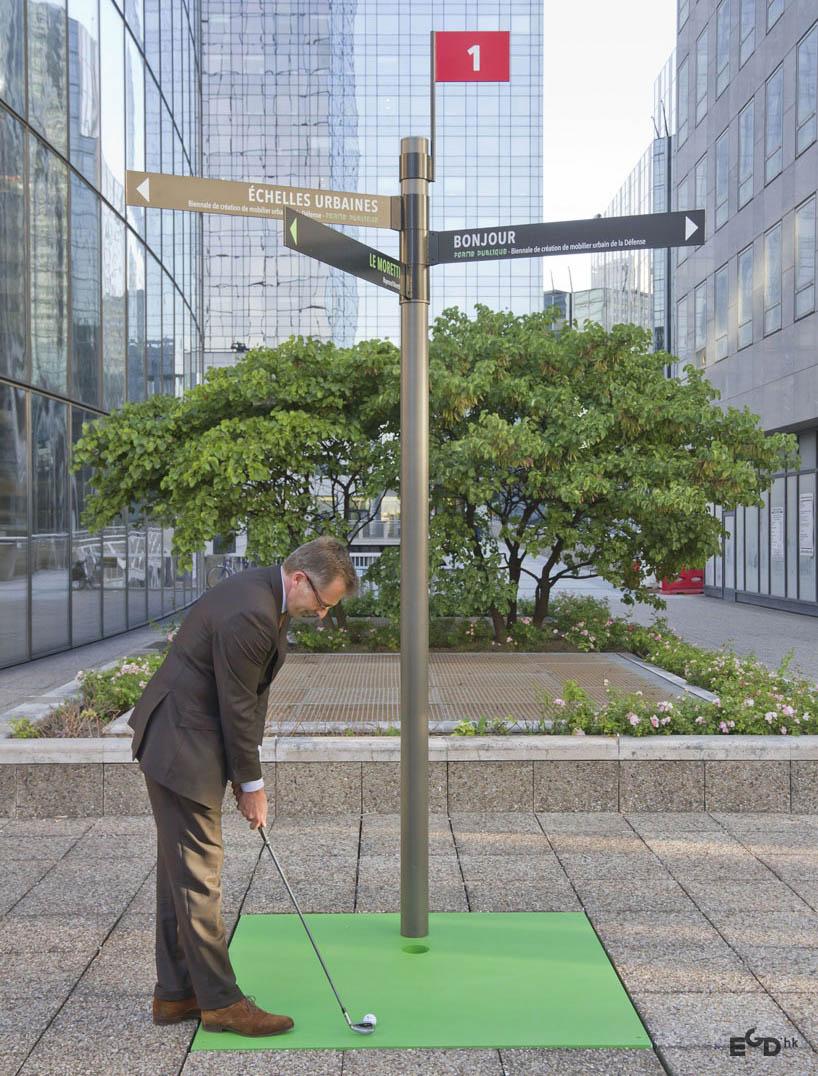 有趣的公共设施设计