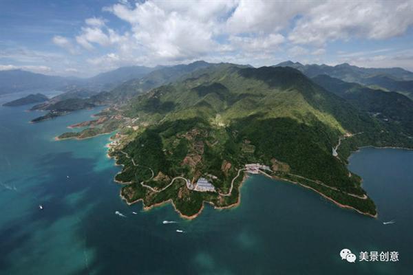美景案例解析 | 5A景区东江湖湿地环境艺术建设服务项目