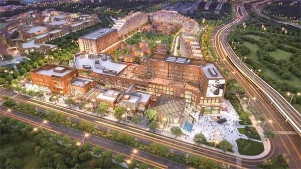 美景案例赏析 | 长沙百联购物公园导向万博体育manbetx官网规划设计